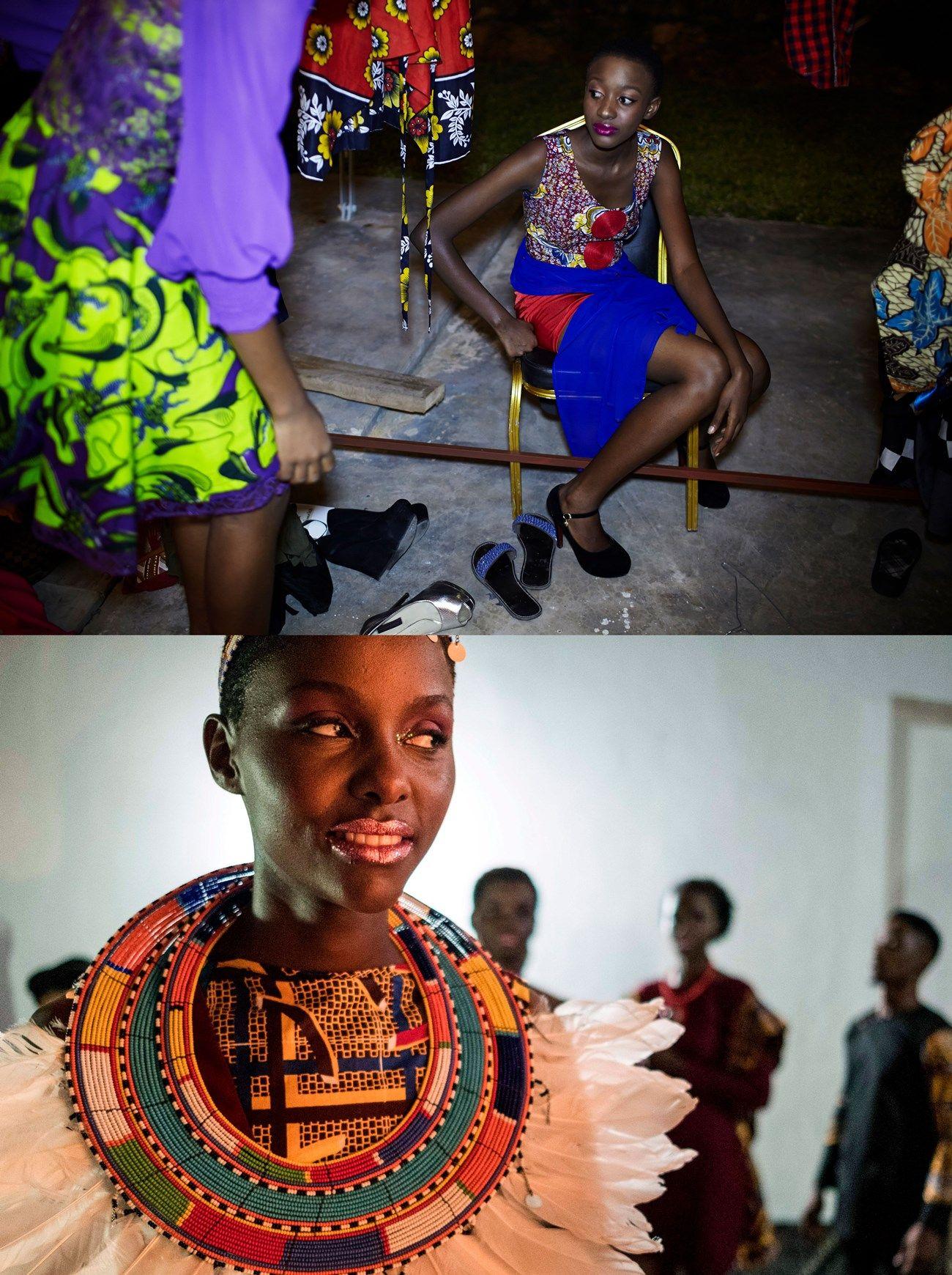 No Design Schools No Problem For This Emerging Fashion Hub Emerging Fashion Swahili Fashion Fashion Hub