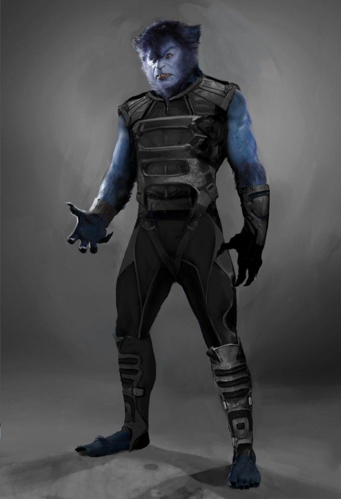 The Magic Of The Internet X Men Beast Marvel Digital Costume