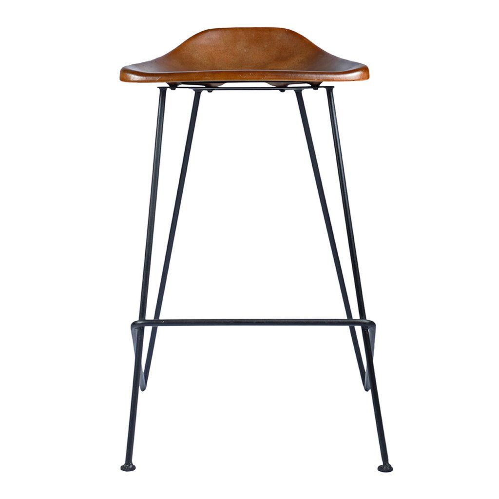 Photo of Equestrian Counter Stool