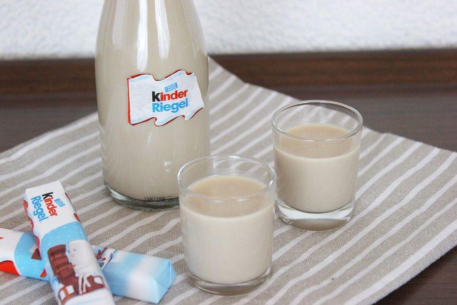 rezept kinderriegellikör  the inspiring life  silvester