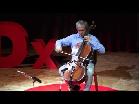 Musica e silenzio: Mario Brunello at TEDxCaFoscariU - YouTube