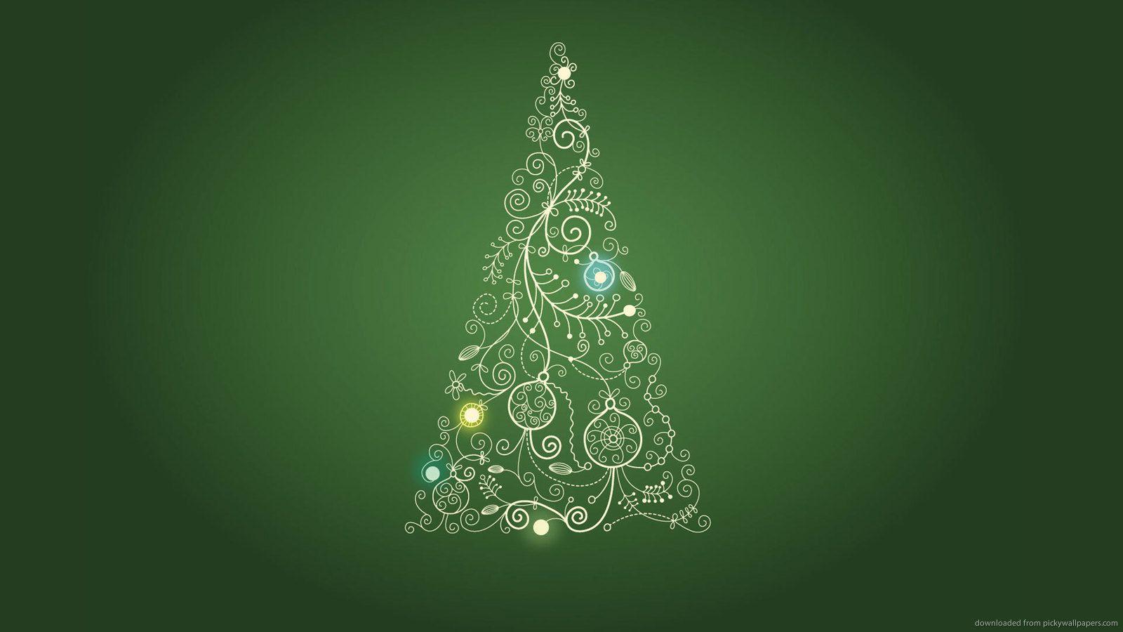 Christmas Tree Art Google Search Christmas Tree Wallpaper Christmas Desktop Christmas Tree Pictures