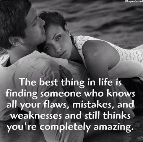And We Ve Found Each Other Thank You For Loving Me Despite All