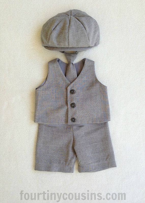 Hey, I found this really awesome Etsy listing at https://www.etsy.com/listing/177136757/ring-bearer-outfit-newsboy-ring-bearer