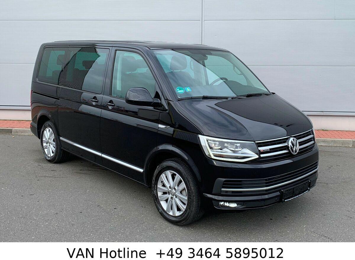 MINIBUS, PASSENGER VAN Volkswagen T6 Multivan High 4MO DSG Schiebedach AHK