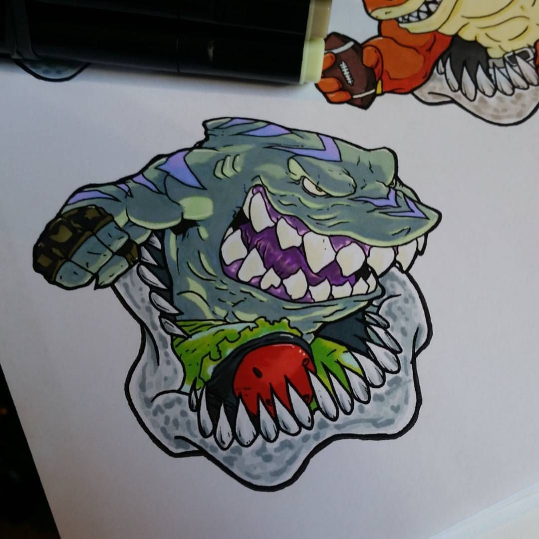 Finishing the Street Sharks page... it's Streex! These ...