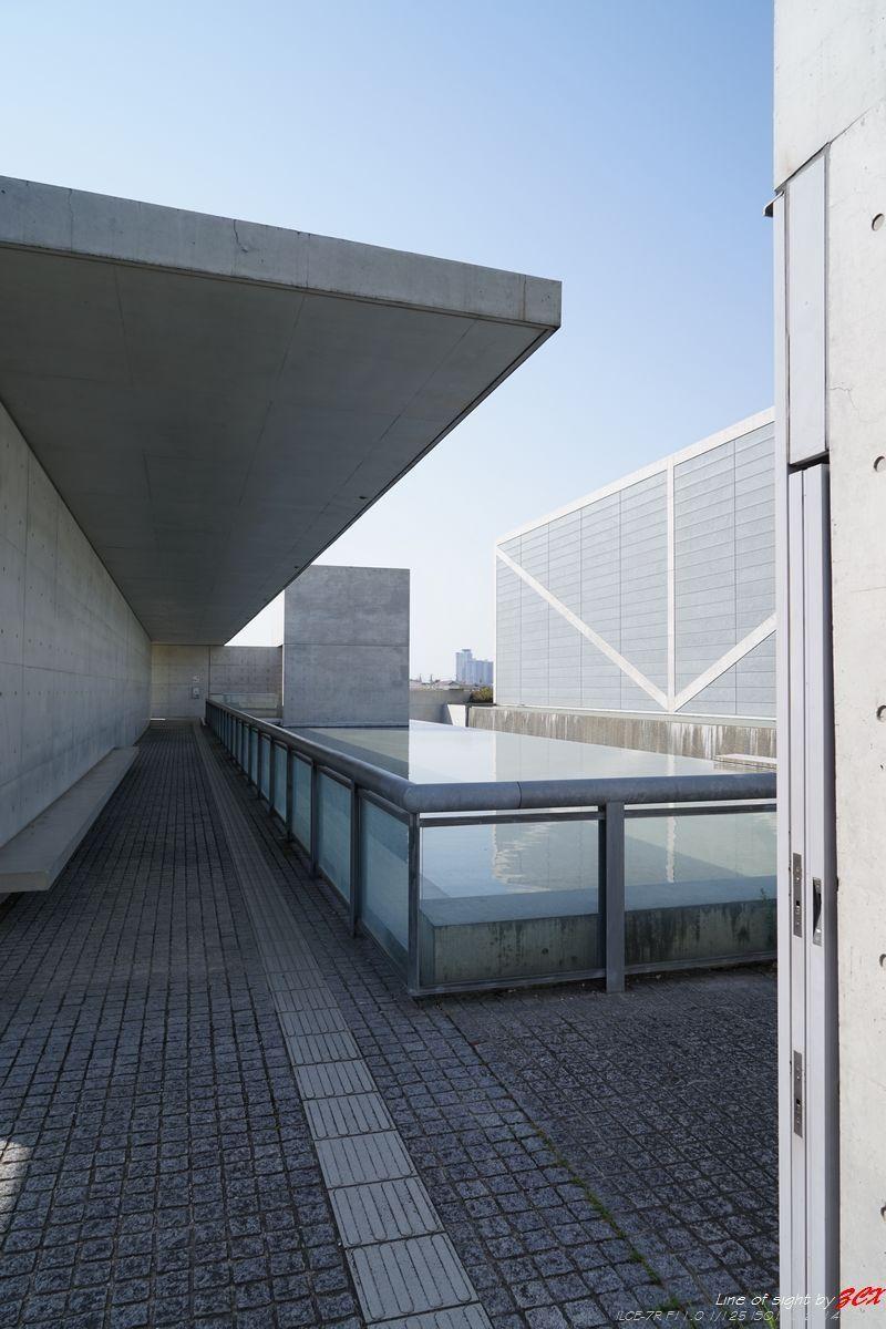 Osaka Prefectural Sayamaike Museum Tadao Ando