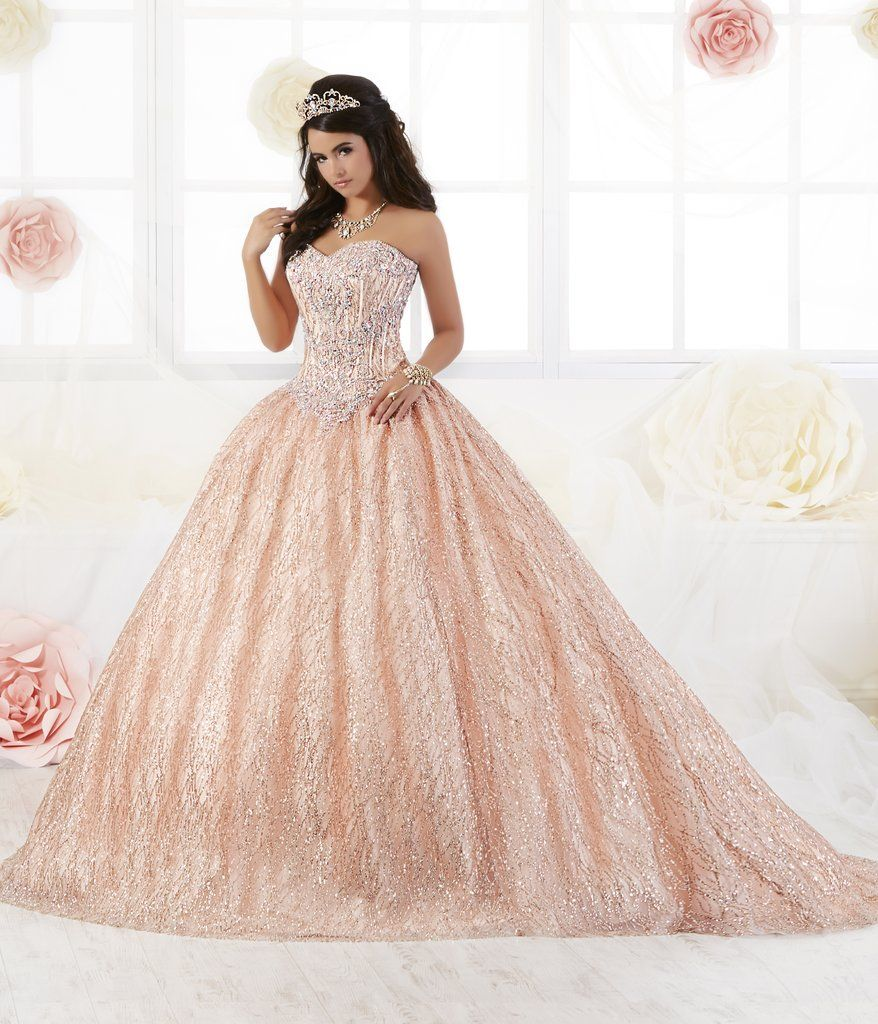Strapless Glitter Quinceanera Dress By House Of Wu 26896 Quinceanera Dresses Quinceanera Dresses Pink Quince Dresses [ 1024 x 878 Pixel ]