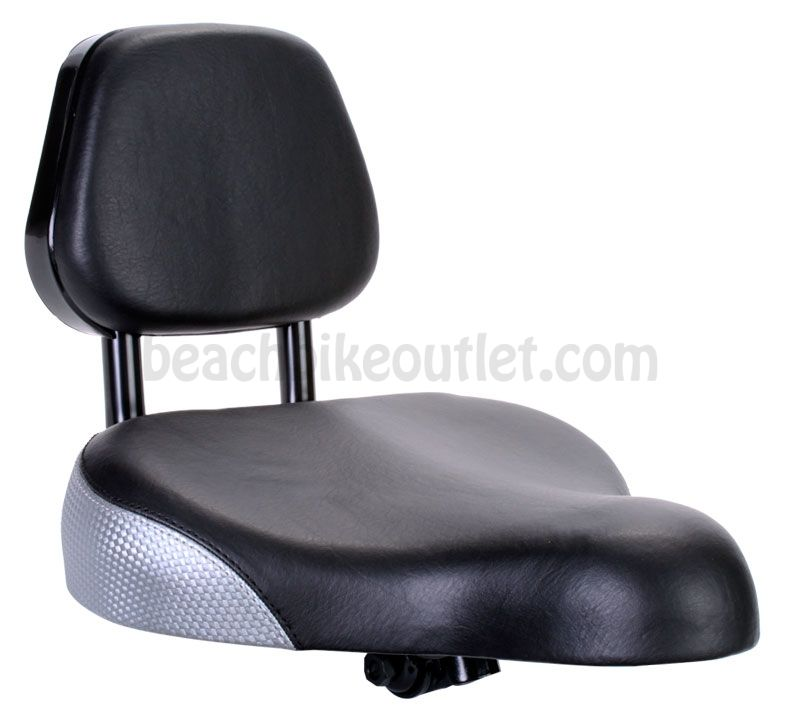 Sunlite Backrest Saddle Bicycle Seat This Would Make For A Very