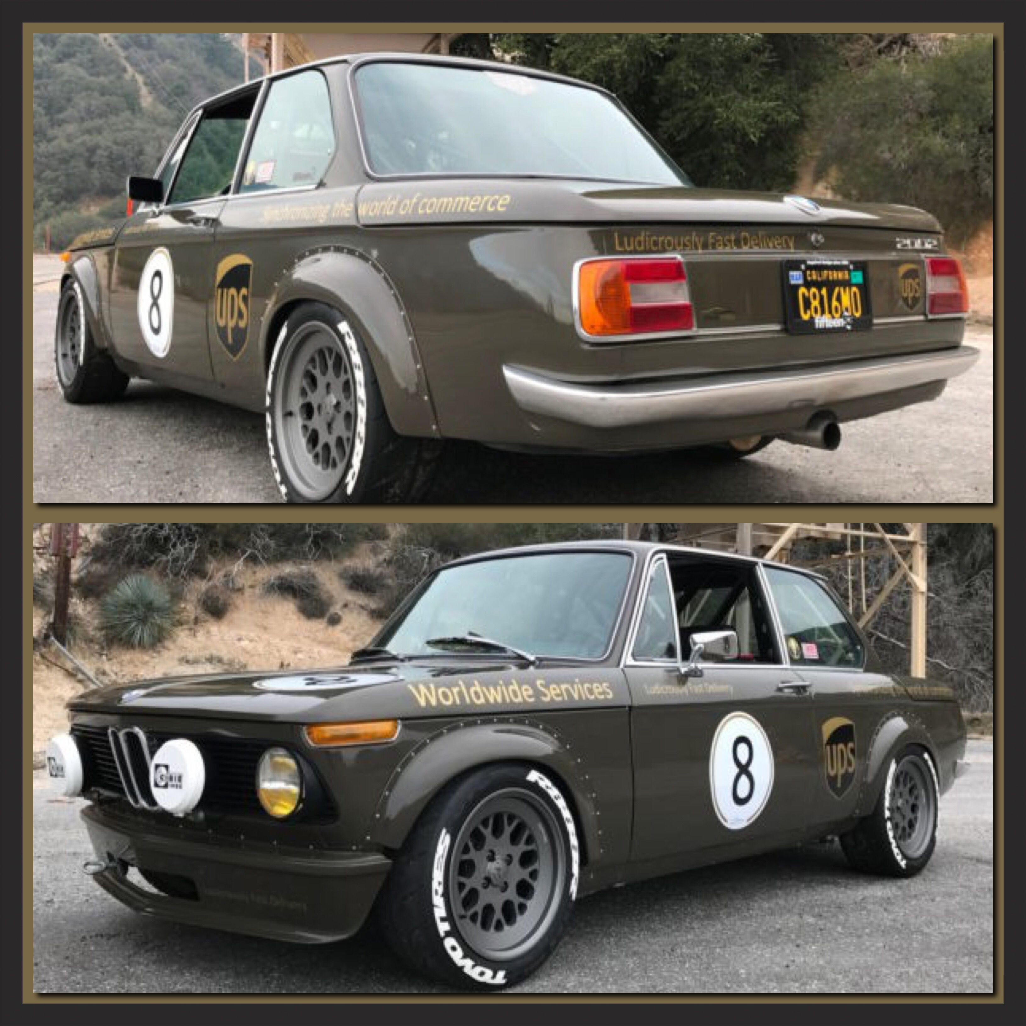 76 Bmw 2002 Modified: '74 Modified BMW 2002