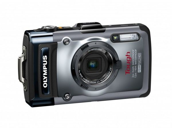 Olympus TOUGH TG-1 iHS compact Camera