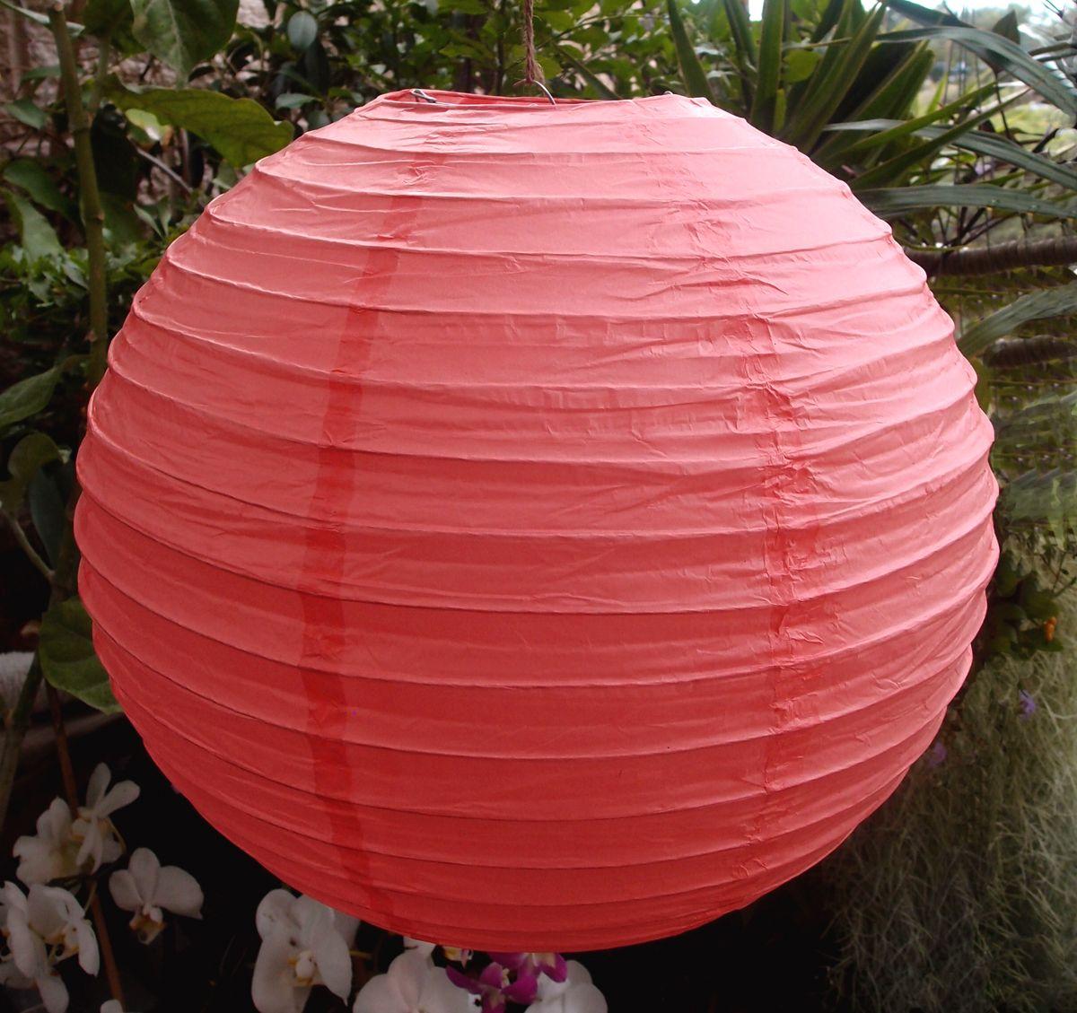 Roseate Round Paper Lanterns | Wedding Paper Lanterns by Paper ...