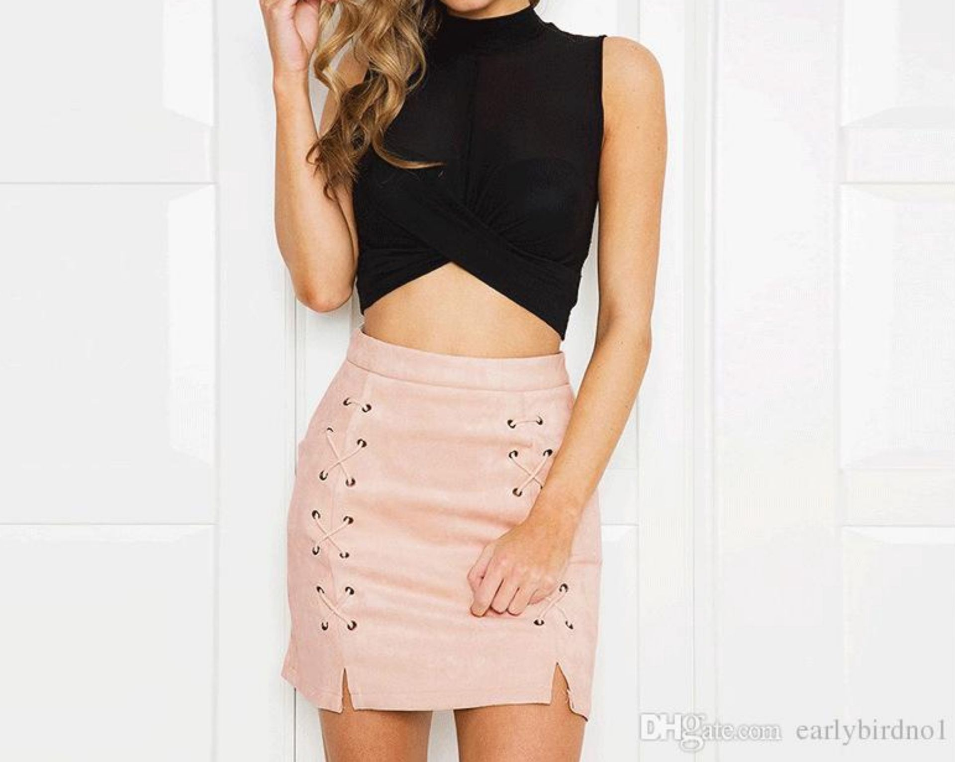 ArShi FF - Changed in 2019 | Skirts (mini & midi) | Lace up