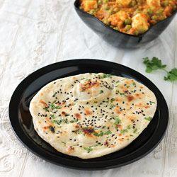 Plain butter kulcha recipe butter indian vegetarian dishes and food plain butter kulcha forumfinder Choice Image