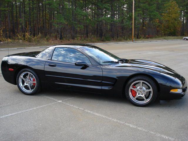 2000 Chevrolet Corvette Coupe Chevrolet Corvette Corvette