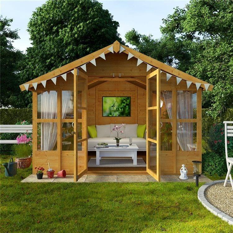 Basic Garden Room Design Garden Room Garden Buildings Direct Shed