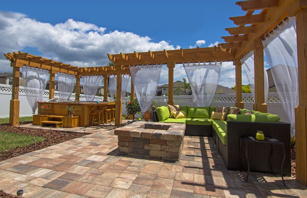 Create Your Own Luxurious Backyard Hideaway With