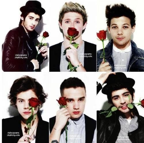 Read Rose One Direction photoshoot | 1D1Love | Pinterest ...  Read Rose One D...
