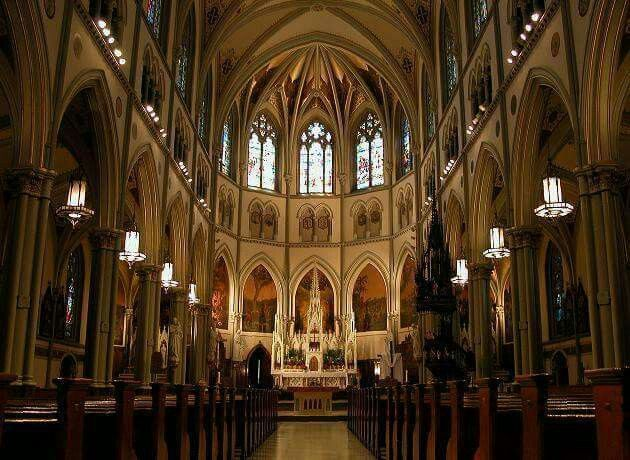 Catholic Churches Upper East Side New York City