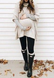 Photo of 53 Winter-Outfit-Ideen für Schwangere, die Vertrauen schaffen – W
