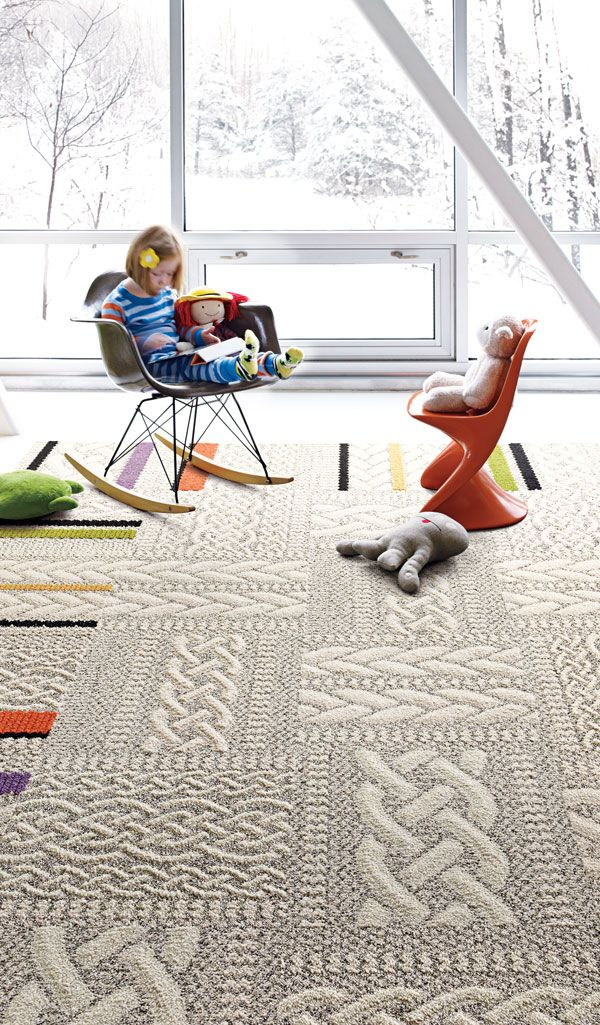 Innovative System Of Carpet Squares By Flor Video