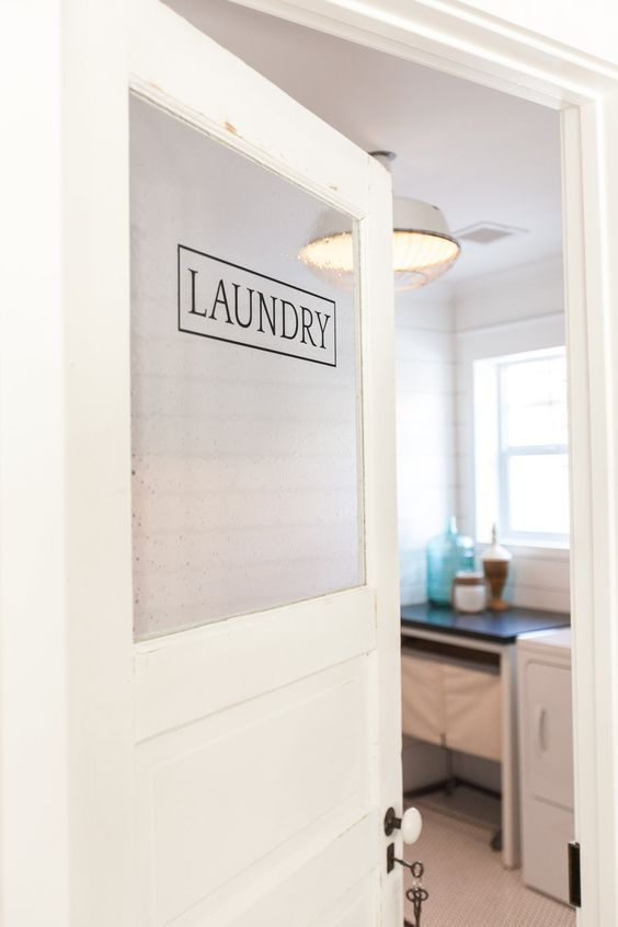 Eclectic Home Tour Rafterhouse Pinterest Laundry Room Doors
