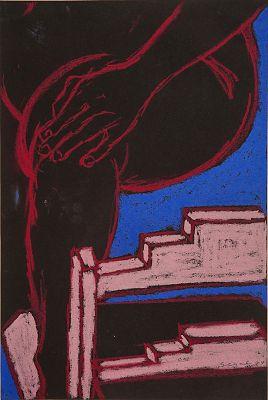 Hirshorne Museum Nude Female Modern Art