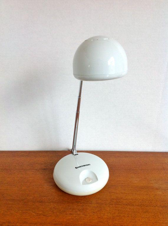 Vintage tensor desk lamp by hotcoolvintage on etsy