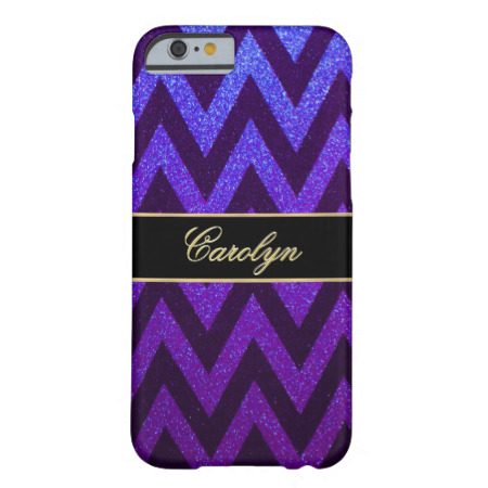 Modern Chevron Pattern iPhone 6 Case. Buy this iphone 6 case and add some sparkle to your life with this beautiful glitter look artwork. Modern elegance and classy sophistication.