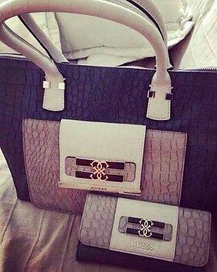 32e774ff1cff GUESS Handbag and Wallet ✤HAND me.the BAG✤