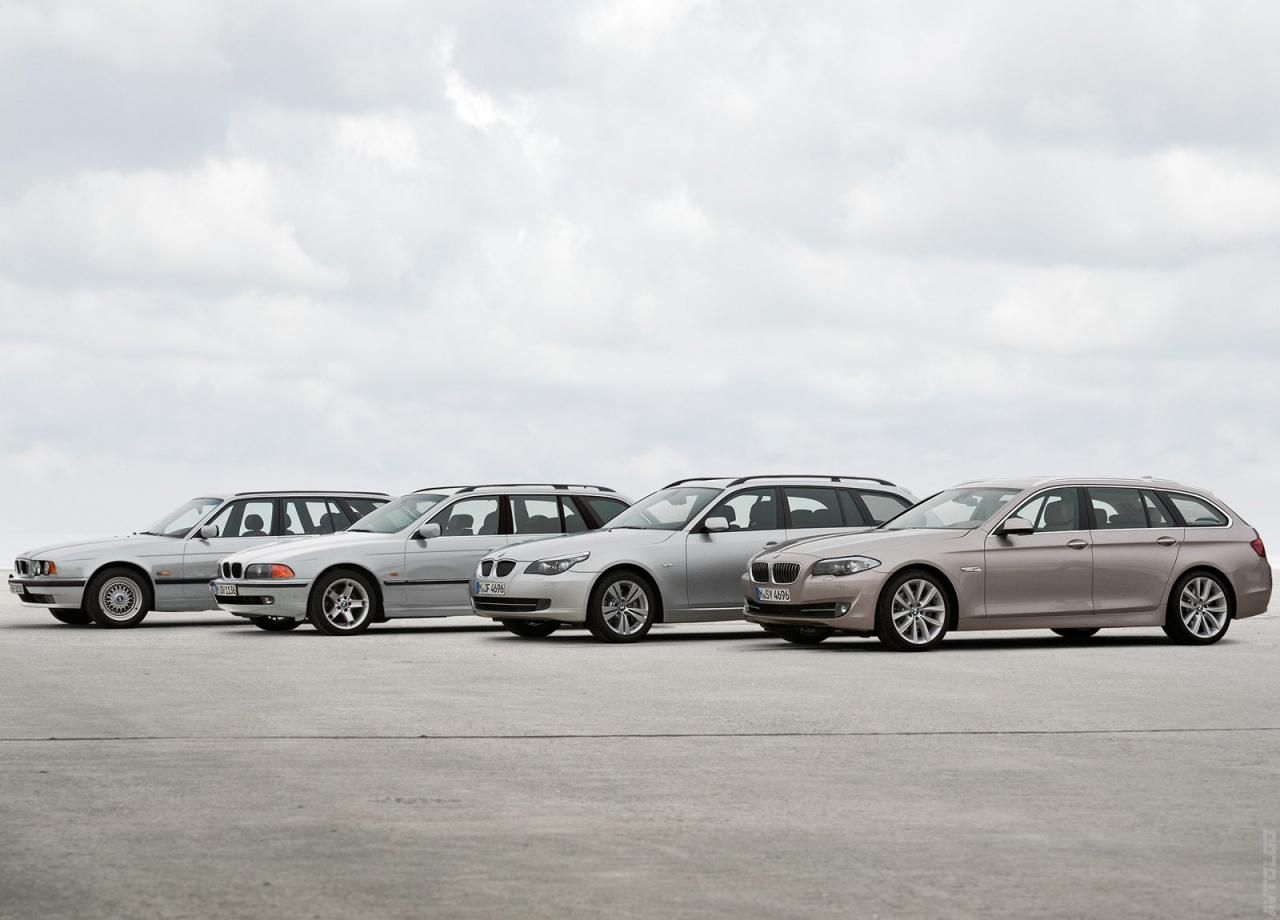 2011 BMW 5 Series Touring (With images)