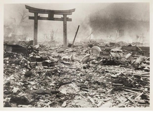 History of World War II: Hiroshima