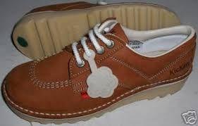 zapatos de los 80s Kickers