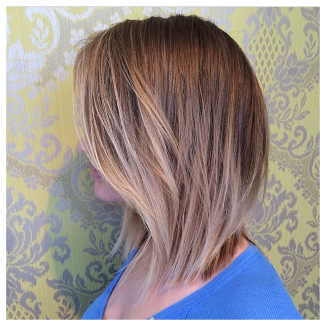 Color U0026 Cut By Chrissy Reiff At PARLOUR Cincinnati #hair #davines  #sunkissed #