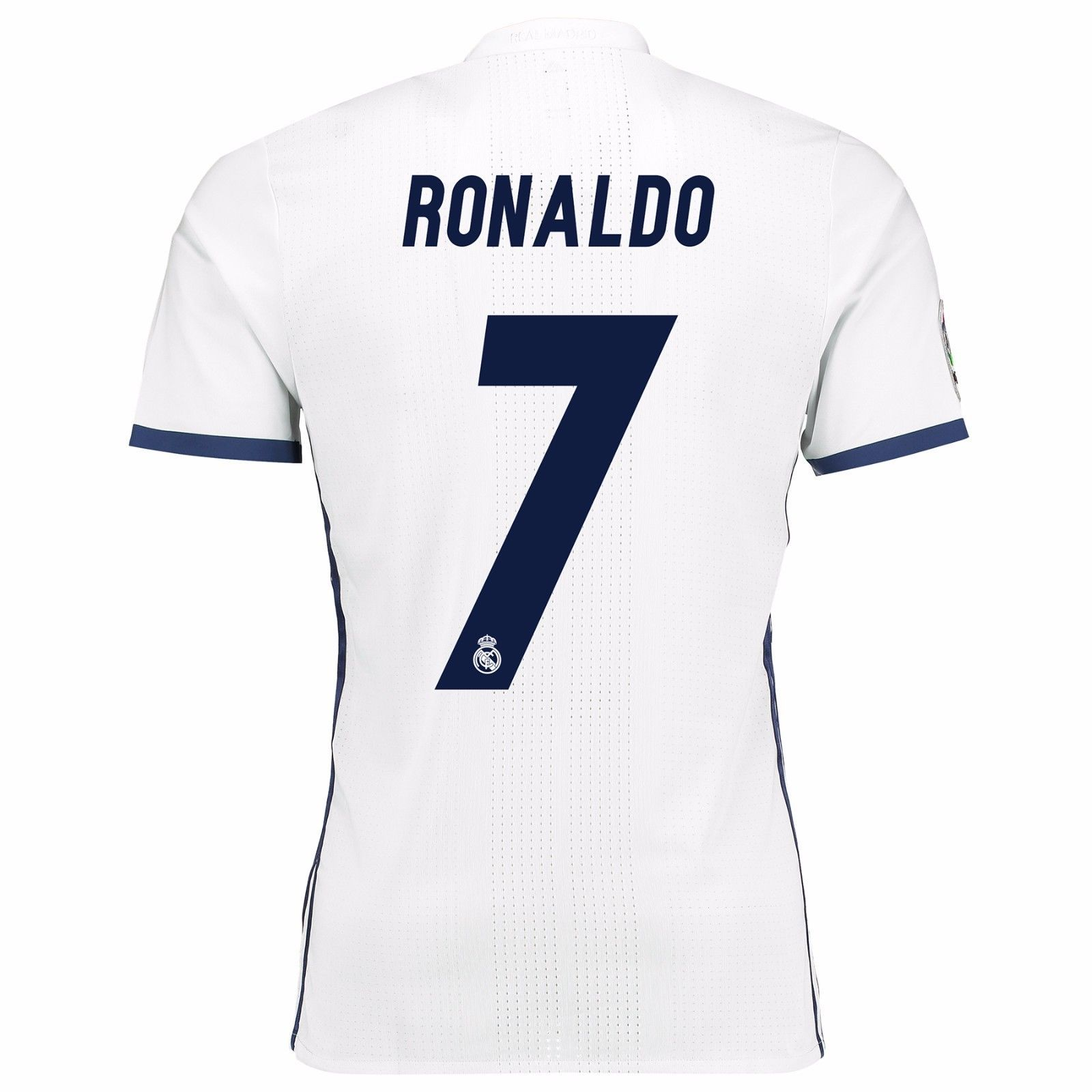 674ea1924 2016 17 Cristiano Ronaldo Jersey Number 7 Home Men s Replica Real Madrid  Team Real Madrid