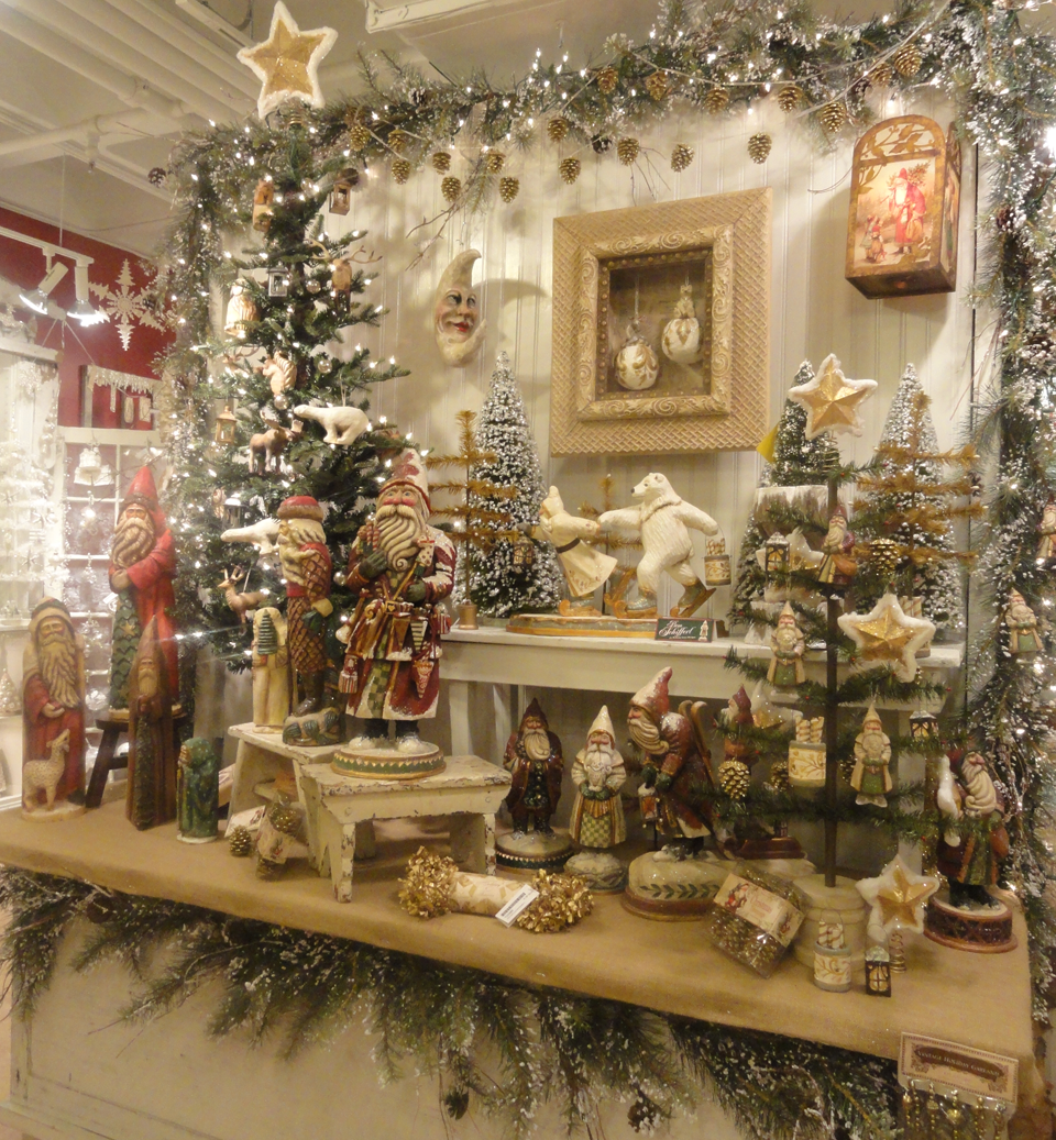 Celebrate a woodland-themed Christmas with Bethany Lowe Design's licensed artists Pam Shifferl and Anthony Costanza.