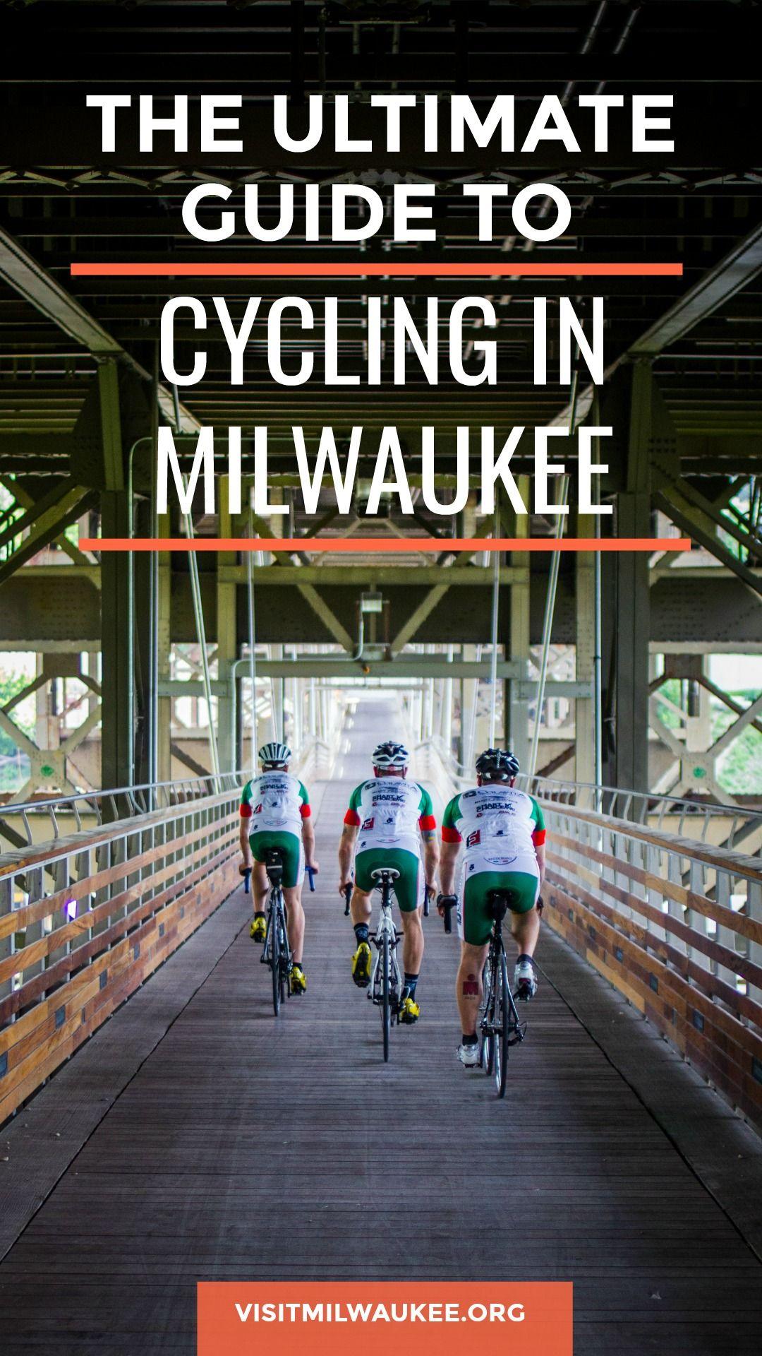 Biking in milwaukee bike tour milwaukee cycling events