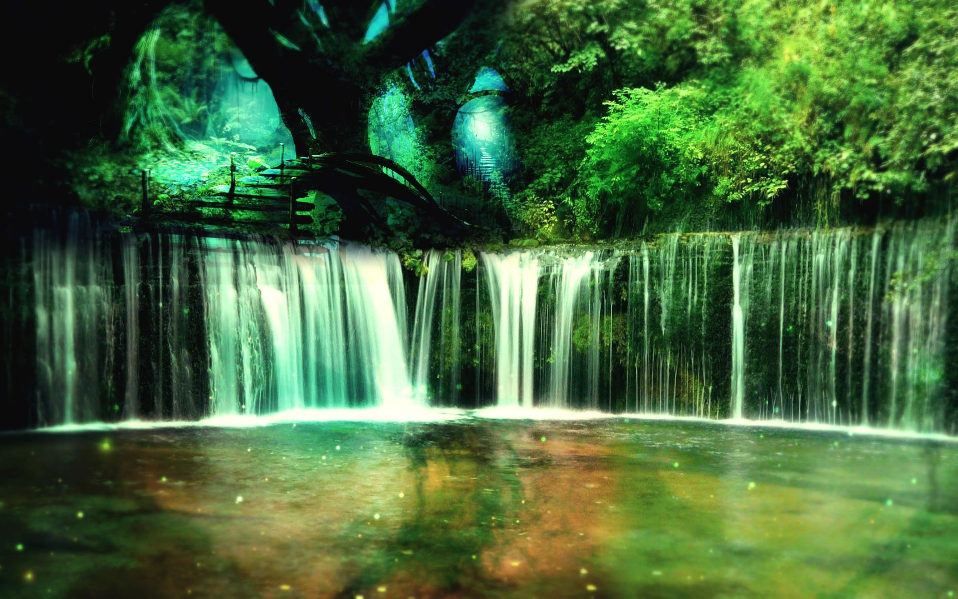 largest-waterfall-landscape-wallpaper-7 | wallpapers | pinterest