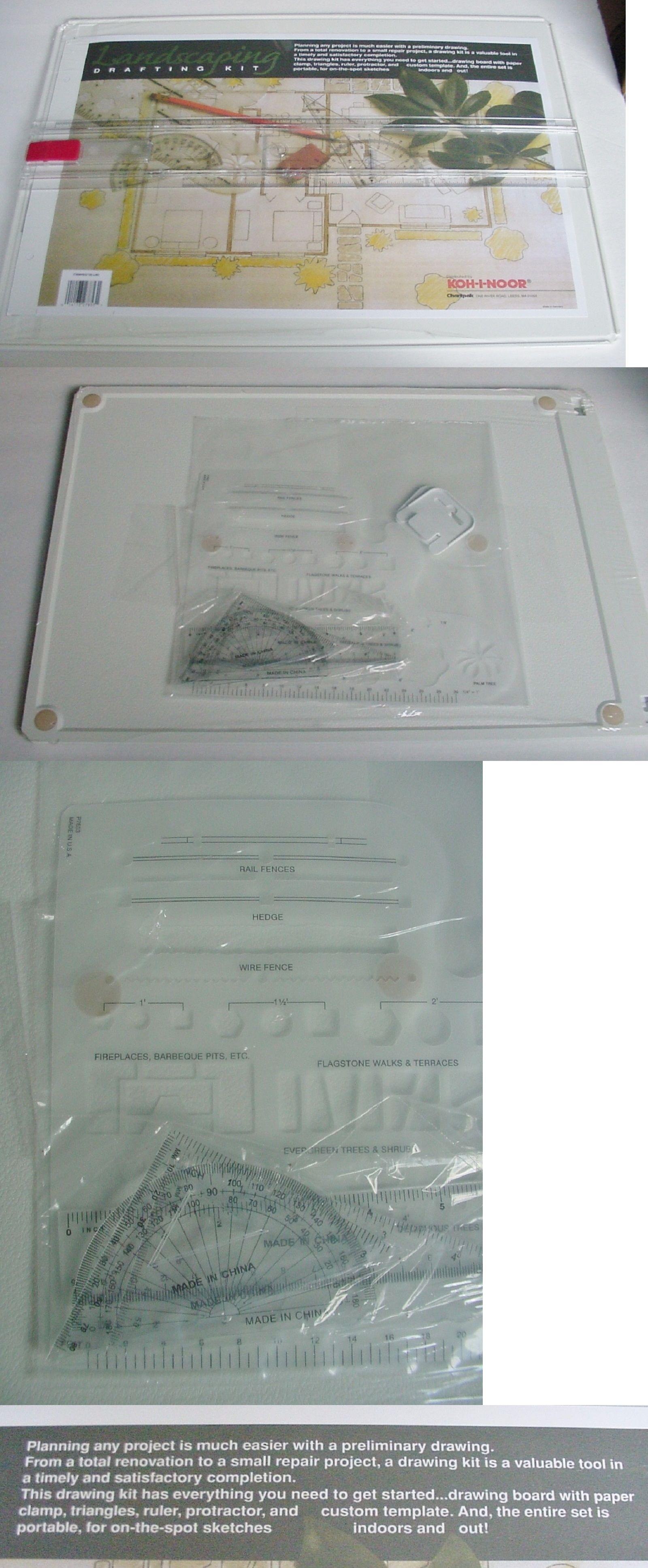 Koh I Noor Interior Design Drafting Kit Psoriasisgurucom