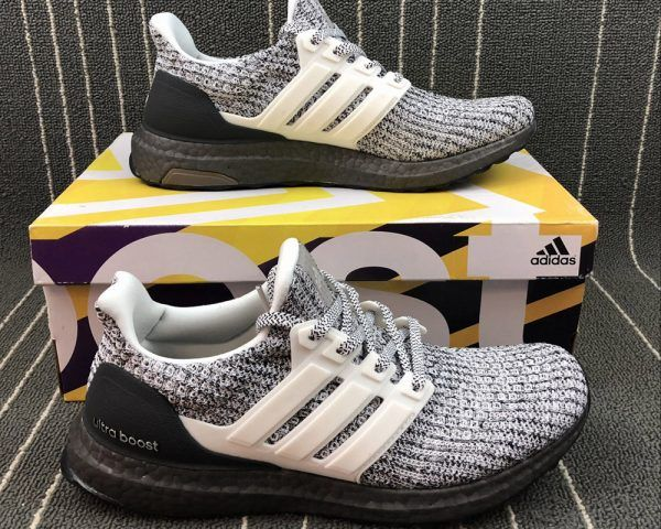 622d179fc adidas Ultra Boost 4.0 Oreo White Grey Two BB6180 For Sale-1 ...