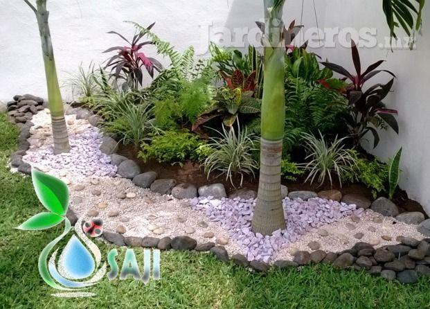 Rocallas en jardines peque os buscar con google for Jardines hermosos pequenos