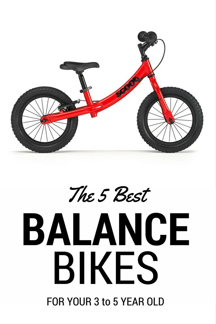 5 Best Balance Bikes For Your 3 To 5 Year Old Balance Bike Bike