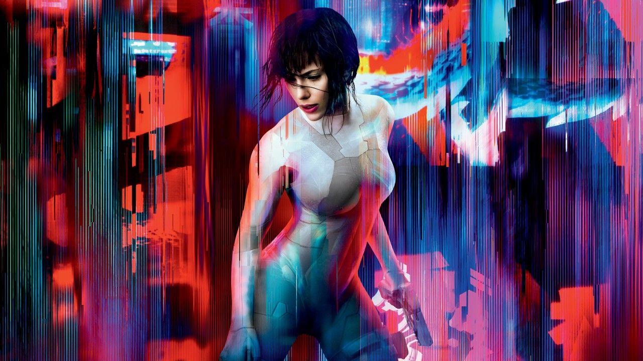 Ghost In The Shell Scarlett Johansson Hd 4k 5k Ghost In The Shell Scarlett Johansson Hd Wallpaper