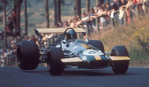 1969 Jacky Ickx, Brabham BT26A