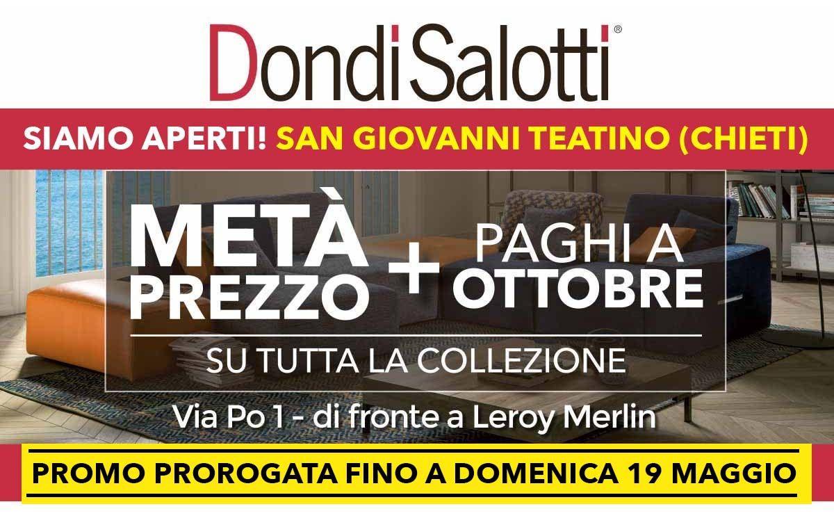 Dondi Salotti Pescara.San Giovanni Teatino Ch 7 Km Da Pescara Dondi Salotti