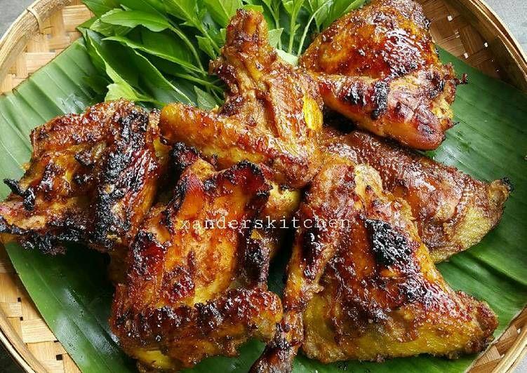 Resep Ayam Bakar Solo Oleh Xander S Kitchen Resep Resep Ayam Makanan Resep