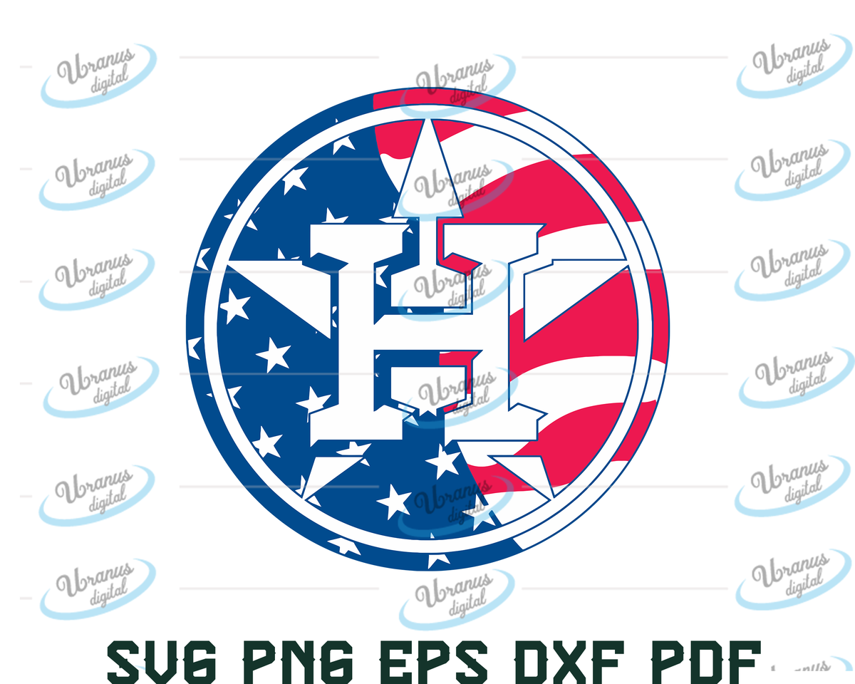 Astros Svg Svg Files For Silhouette Files For Cricut Svg Dxf Eps Png Instant Download In 2020 Svg Baseball Mom Gifts Gifts For Baseball Lovers
