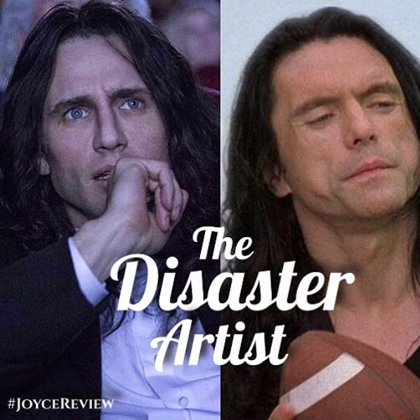 THE DISASTER ARTIST COMEDY 45 Comedy, Artist