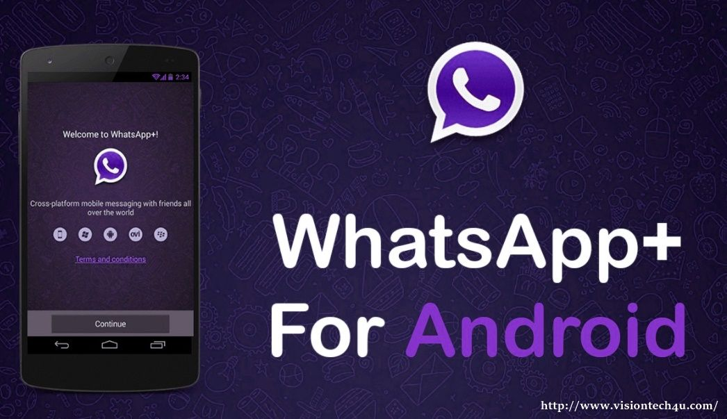 The whatsapp plus apk is the best modded version of the