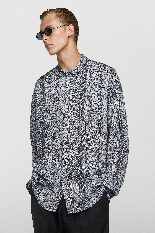 Camisa Slim Fit de rayas   Moda rebelde, Moda, Top